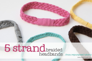 DIY Headbands Photo Source