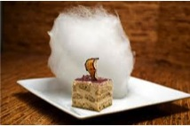 Eggplant tiramisu from Dirt Candy restaurantSource: New York Times