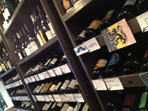 The Wine Bottega in Boston's North End/K. Occhipinti