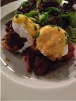 Tremont 647 Pulled Pork Benny Special