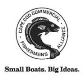(Source: Cape Cod Fisherman's Alliance)