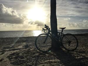 Bike w Water