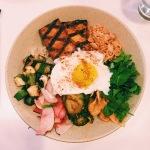 Tofu Bowl at Little Big Diner
