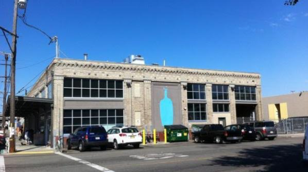 Blue Bottle's Roastery and Production Facility in Oakland, California Photo from the Washington Business Journal, December 2016