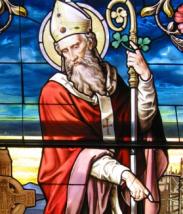 Saint Patrick (Photo: history.com)