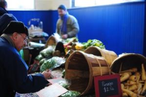 Cambridge Winter Farmers Market