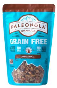 Paleonola grain free granola