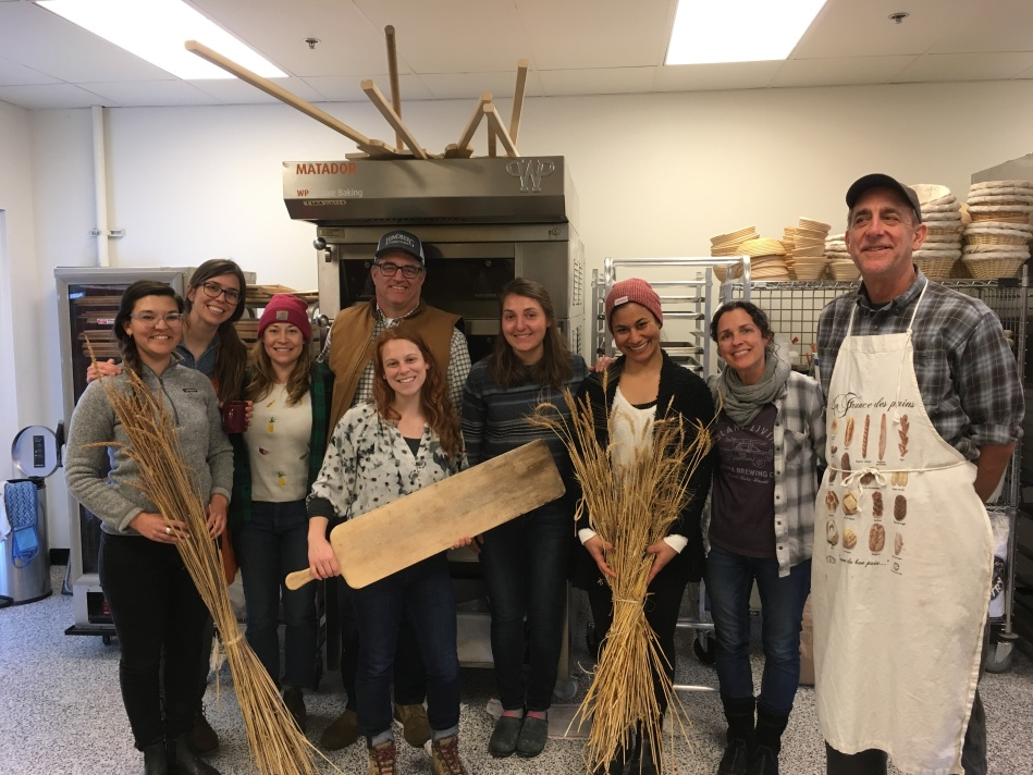 The Bread Lab and Tufts Food Lab